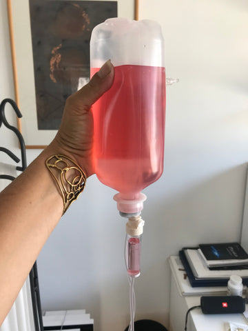 Meyer's Cocktail IV + Glutathione Push