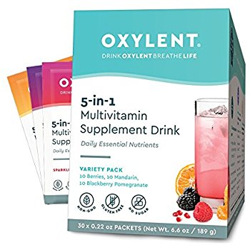 Oxylent 5-in-1 Multivitamin