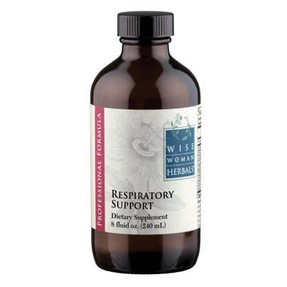 Respiratory Support Herbal Formula- 2 oz