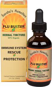Flu Buster- Immune System Rescue + Protection