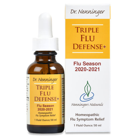 Triple Flu Defense- 2020-2021 Flu Season