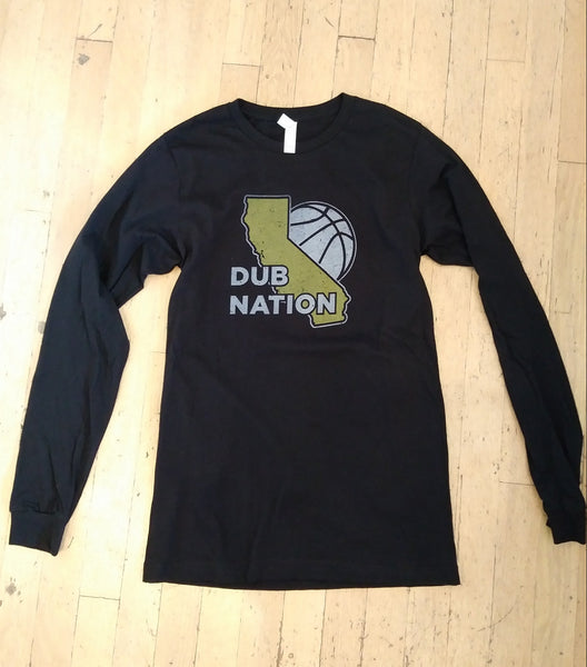 Dub Nation Long Sleeve T-Shirt