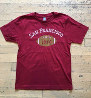 San Francisco 1946 Football T-Shirt - Youth