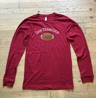 San Francisco 1946 Football Long Sleeve T-Shirt
