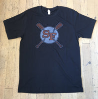 SF Vintage Baseball T-Shirt