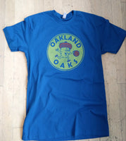 Oakland Oaks Basketball T-Shirt