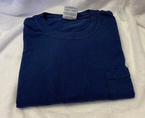 Long Sleeve T-Shirt w/Pocket