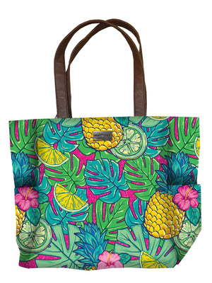 Jane Marie Tropic Tote Bag