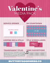 Load image into Gallery viewer, Valentine's Day Media Pack