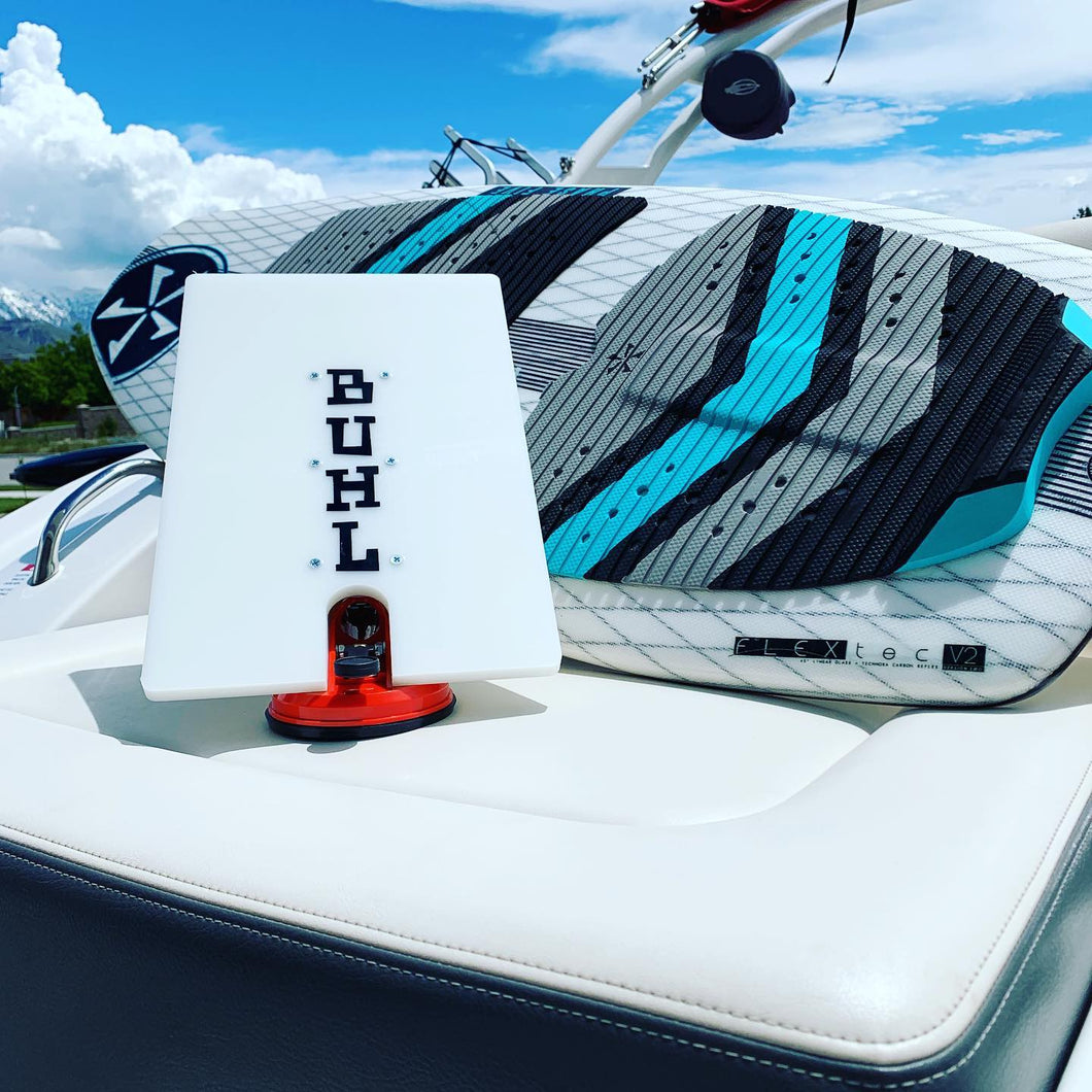 Buhl Wake Shaper - Upgrade your wave and have more fun on the water!