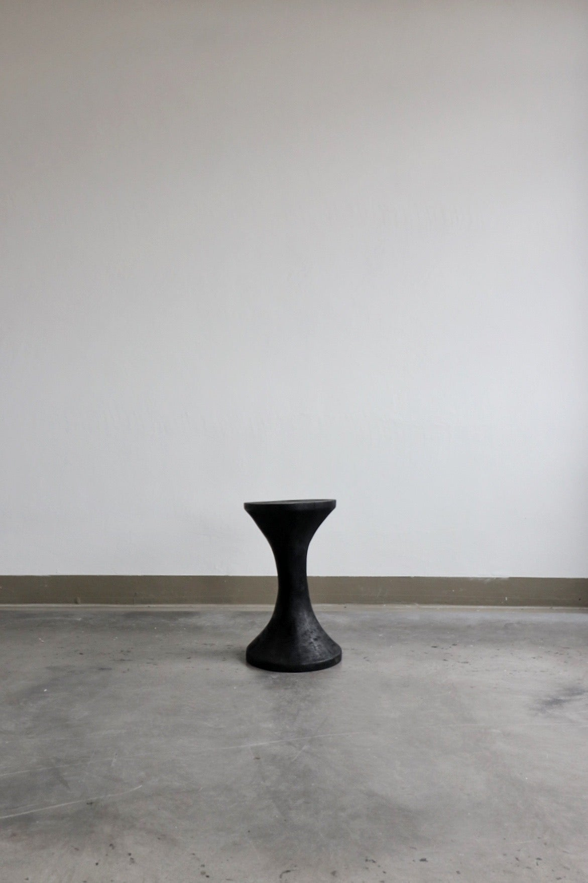 Wakati Side Table Black