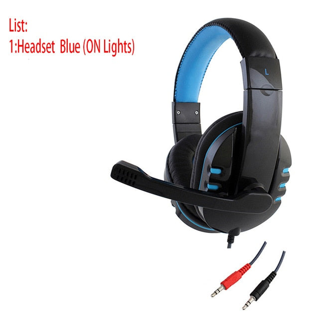 CH1 stereo headphone Gaming Headset