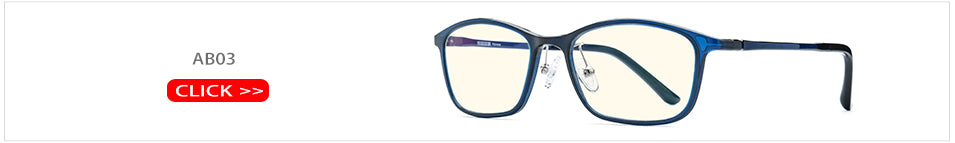 FONEX Ultem TR90 Anti Blue Light Glasses
