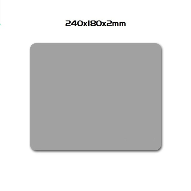 Aluminum Alloy Smooth Mouse Pad