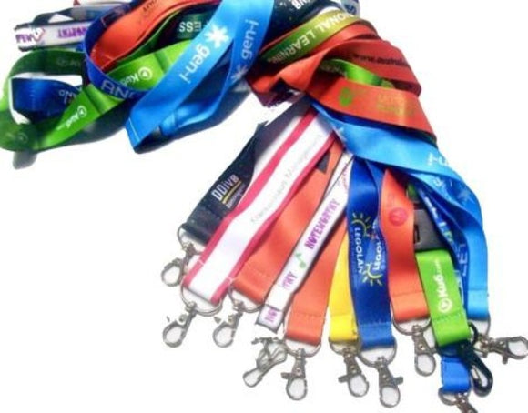 3 Day Express Sublimation Lanyards 15mm - Promotions Only Lanyards