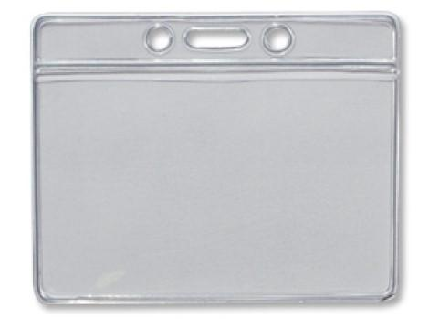 Clear Card Holder C002 10.5cm by 7cm - Promotions Only Lanyards