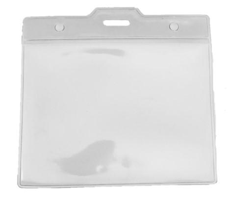 Clear Card Holder C003 10cm by 8cm - Promotions Only Lanyards