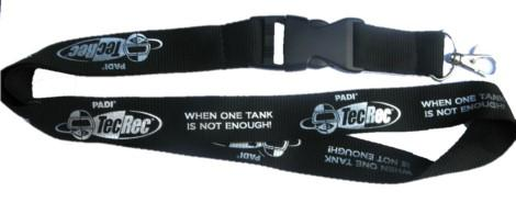 Metallic Printed Lanyards 25mm - Promotions Only Lanyards