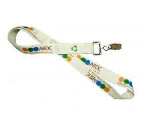 PET Printed Lanyards 20mm Flat - Promotions Only Lanyards