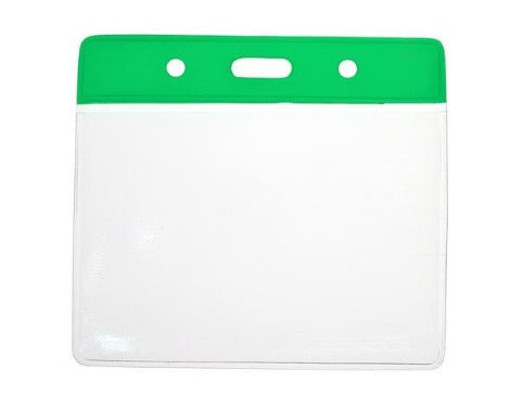 Green Card Holder Credit Card Size - Promotions Only Lanyards