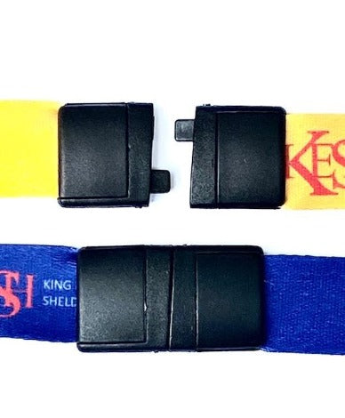 Upgraded Safety Breakaway - Promotions Only Lanyards