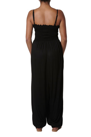 Jumpsuit jersey - Black