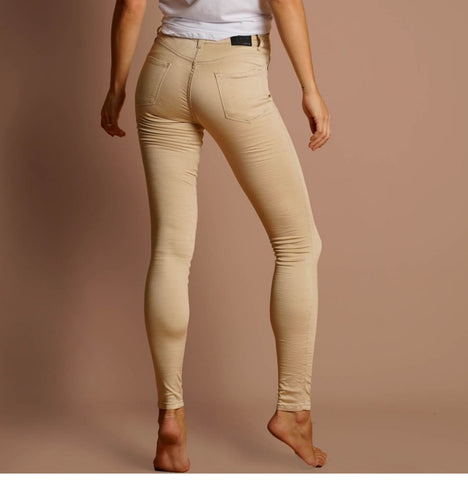 Sand supersoft refuge denim