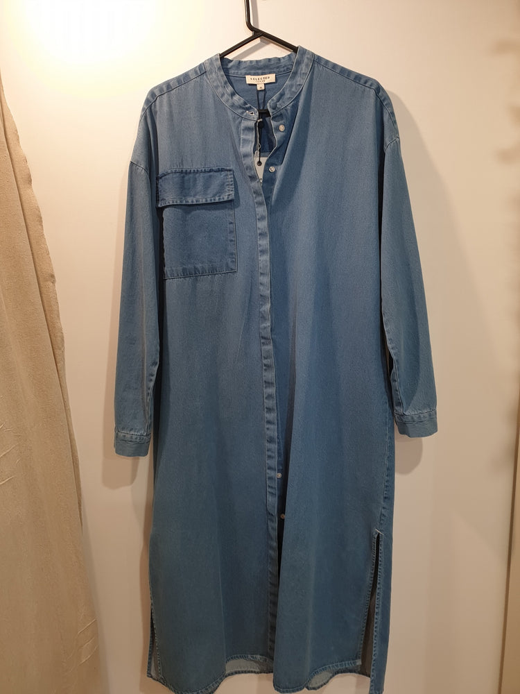 Denim Dress/Long shirt