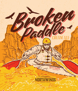 Broken Paddle Cream Ale (Unfiltered)