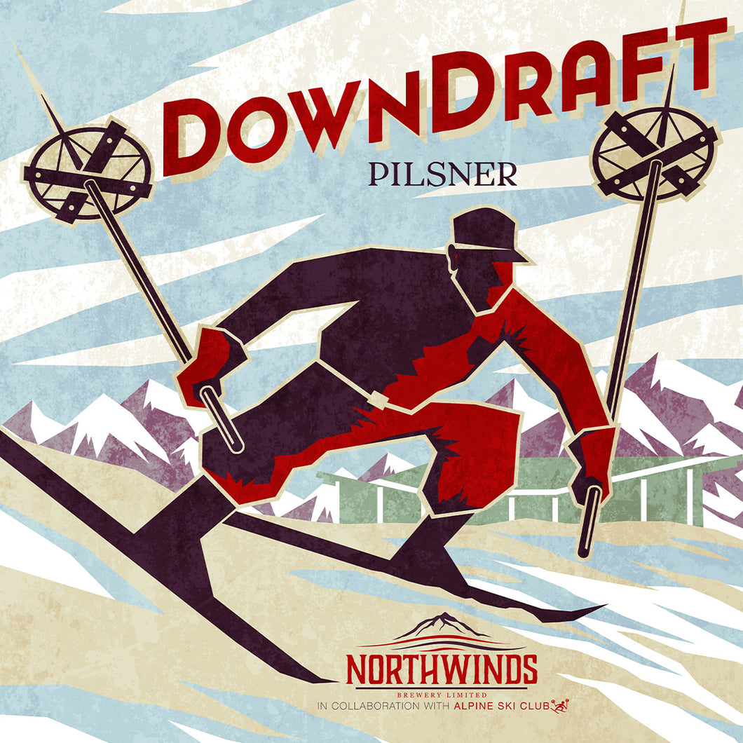 Downdraft Pilsner