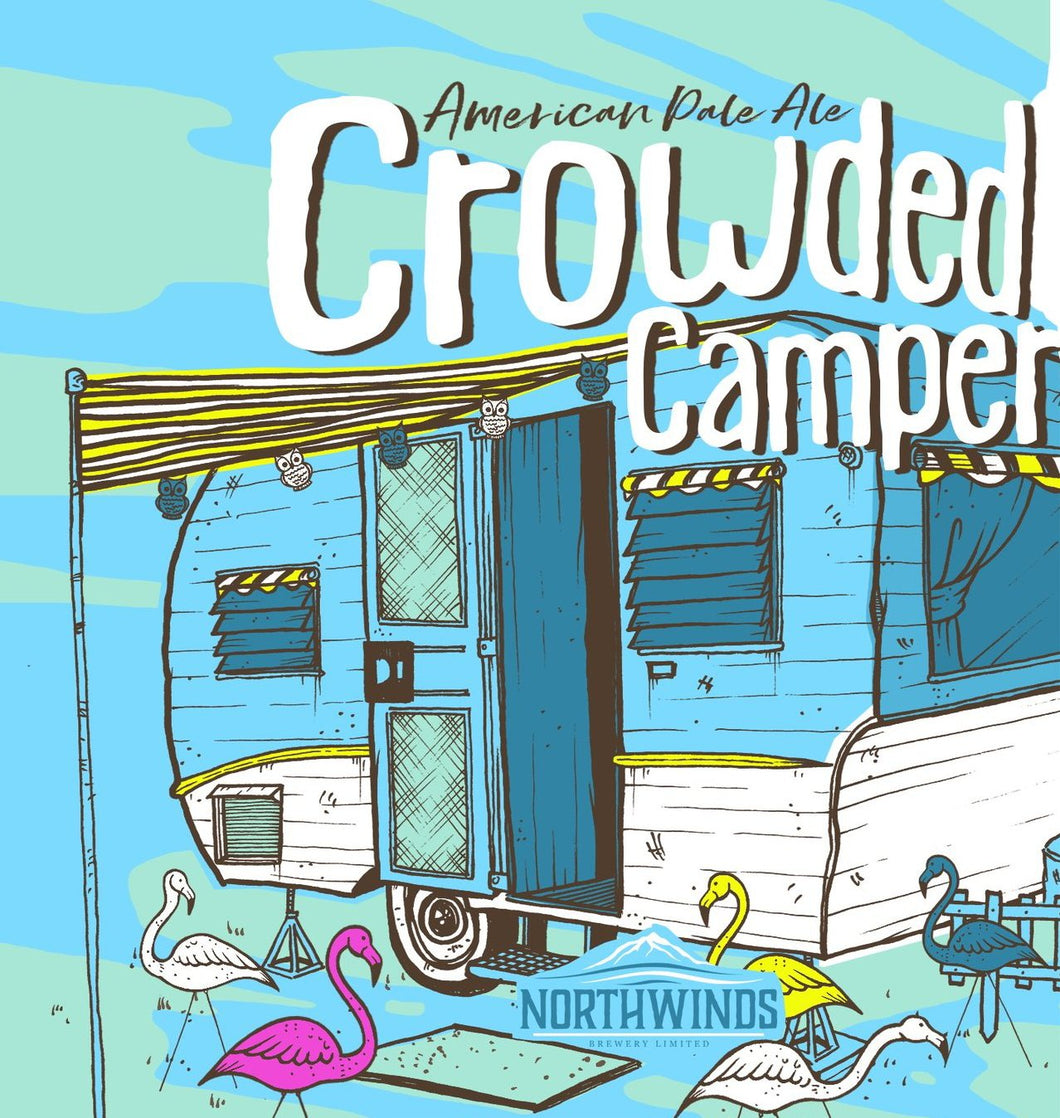 Crowded Camper American Pale Ale