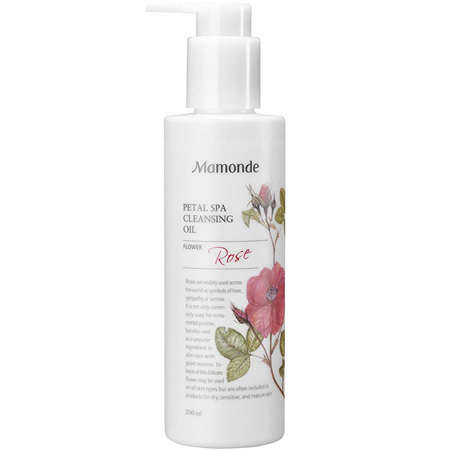 Mamonde Petal Spa Oil To Foam