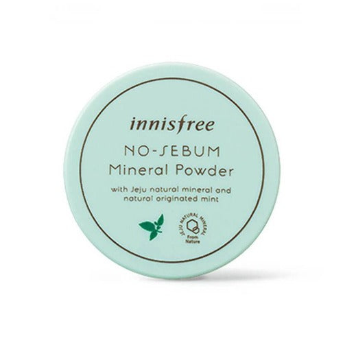 Innisfree No- Sebum Mineral Powder