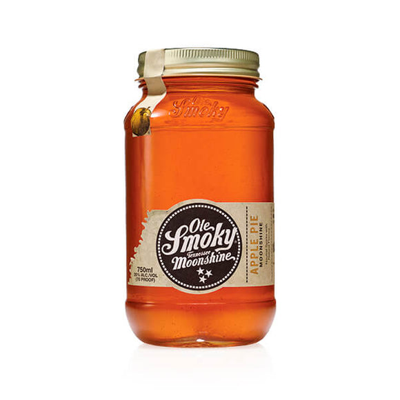 Ole Smoky Apple Pie Moonshine 750cc.