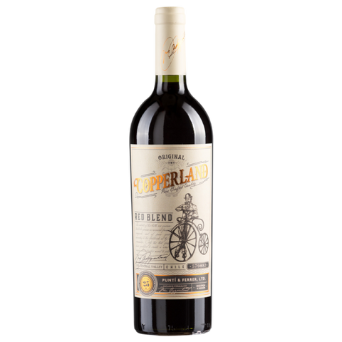 COPPERLAND	RESERVA RED BLEND