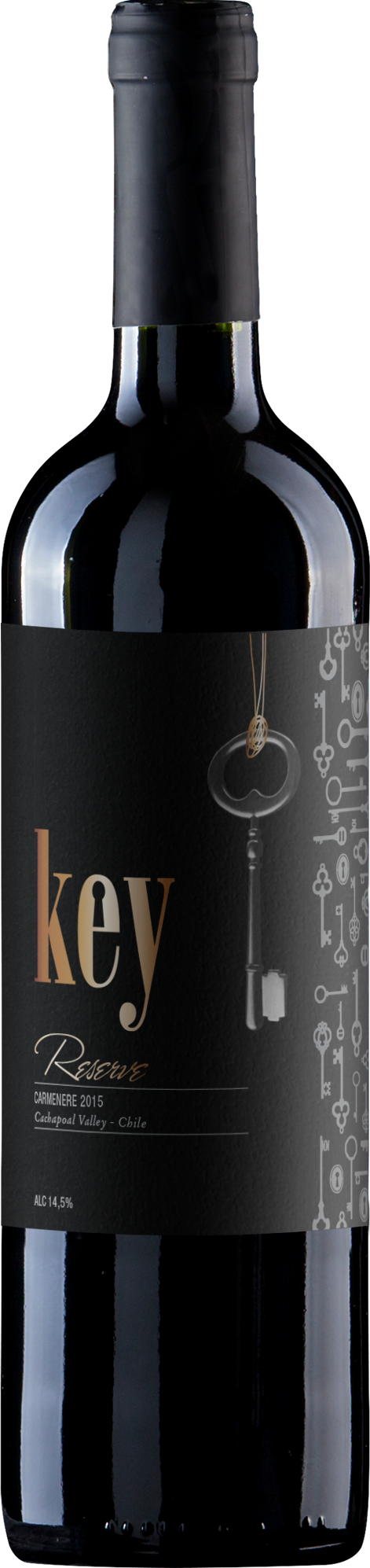 VALLE SECRETO KEY CARMENERE
