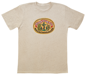 Anchor Steam Beer Logo camiseta