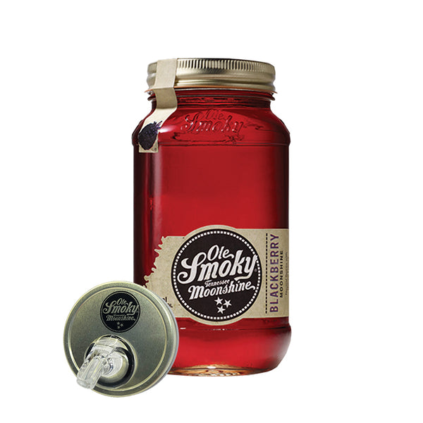 Ole Smoky Moonshine 750 ml. + Dosificador