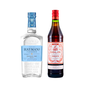 Hayman´s London Dry + Dolin Rouge