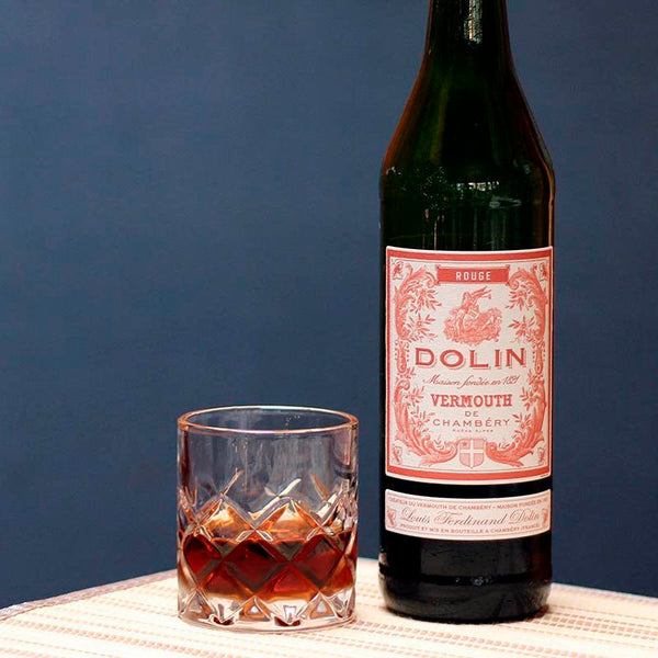 Vermouth Dolin Rouge 750Cc