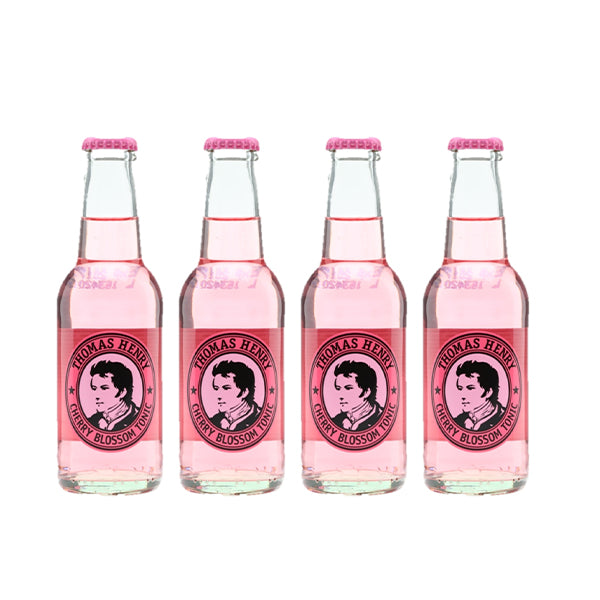 Thomas Henry Cherry Blossom Tonic Four Pack