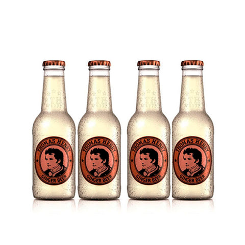 Thomas Henry Ginger Beer 4 botellas
