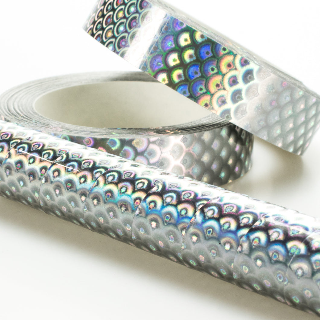 Mermaid Tail Holographic Tape