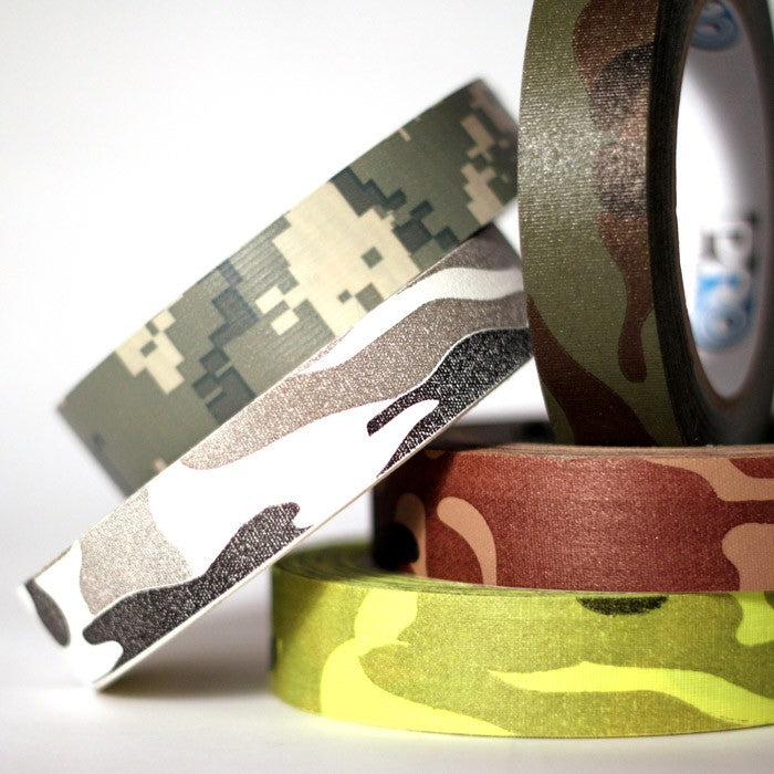 Camouflage Gaffer Tape