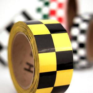 Checker Board Vinyl Floor Tape