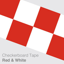 Load image into Gallery viewer, Checker Board Vinyl Floor Tape