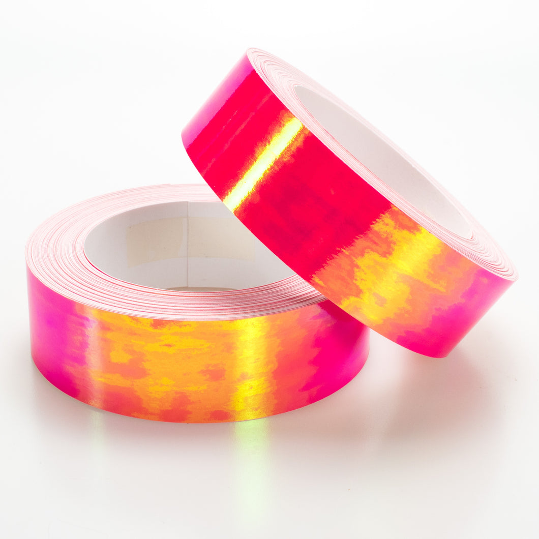 Tropical Colour Morphing Tape