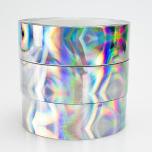 Fourth Dimension Holographic Tape
