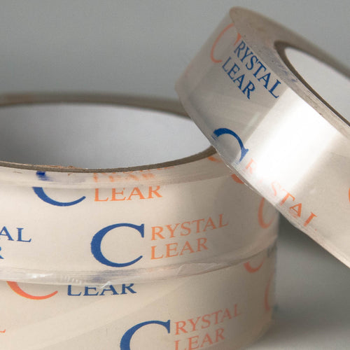 Crystal Clear Overlay Tape