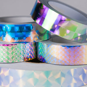 Colour-shifting Opal Tape